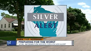Preparing for the worst: vital information needed for a Silver Alert