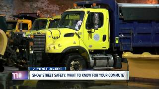 What commuters need to know this winter season - Video