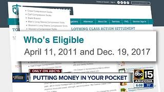 LJK: Putting money back in your pocket for class action lawsuits - Video