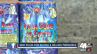 New county fireworks rule in Kansas aims to improve public safety - Video