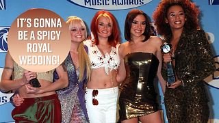 The Spice Girls set to perform at royal wedding - Video