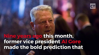 Old Prediction Proves Al Gore Is a Fraud - Video