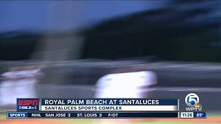 Royal Palm Beach At Santaluces - Video