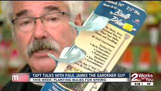 In The Garden with Paul James