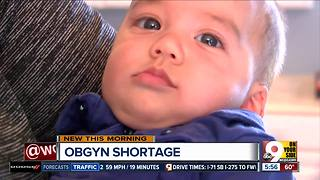 OB-GYN shortage could endanger Cincinnati mothers - Video