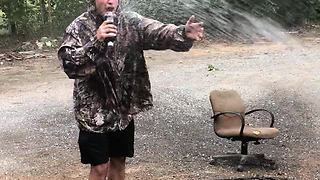 Friends Make Parody Of Weather Forecasting Reports