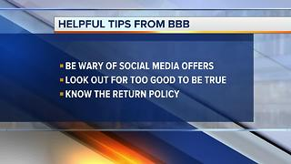 BBB: Protect your money and identity this back to school shopping season - Video