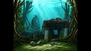 10 Amazing Underwater Ruins - Video