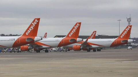 EasyJet To Cut 30% Of Its Workforce Amid Coronavirus Pandemic