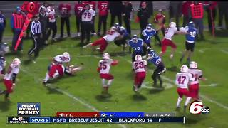 HIGHLIGHTS: Center Grove 35, Franklin Central 3 - Video