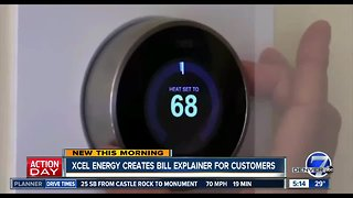 Xcel Energy creates bill explainer for customers