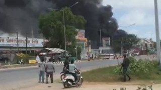 Explosion Injures Police in Southern Thailand - Video