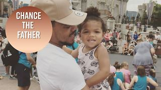 Chance the Rapper's dad dancing will melt your heart - Video