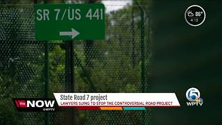 State Road 7 saga continues - Video