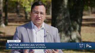 DECISION 2020: Issues facing Native American voters