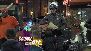 Square Off: Crime on Halloween - Video