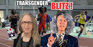 JOE BIDEN ON A TRANSGENDER BLITZ
