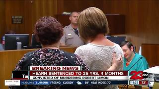 Jonathan Hearn's sentencing - Video