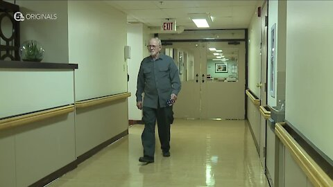 COVID-19 survivor credits rehab facility for getting another chance at life