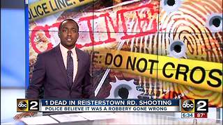 Violent morning in Baltimore: 5 shootings, 4 of them fatal - Video