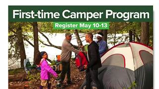 Time running out to register for free family camping program - Video
