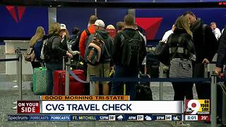 Flying at Christmas: Tips for making your airport experience easier - Video