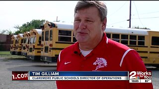 Claremore School Bus Driver Pay
