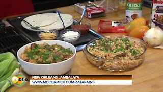 ZATARAIN'S RECIPE FOR JAMBALAYA