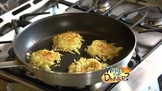 What's for Dinner? - German Potato Pancakes - Video