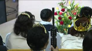 Church holds gun blessing ceremony - Video
