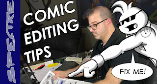 How to Edit Your Comics – Don't Publish Sh@!