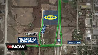 City officials iron out traffic details for IKEA opener - Video