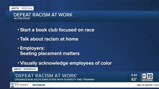 Organization helps employers 'Defeat Racism at Work'
