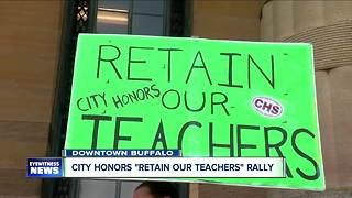 Judge blocks transfer of teachers from City Honors - Video