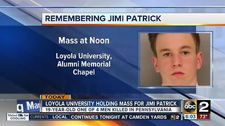 Loyola to hold service in honor of slain student - Video