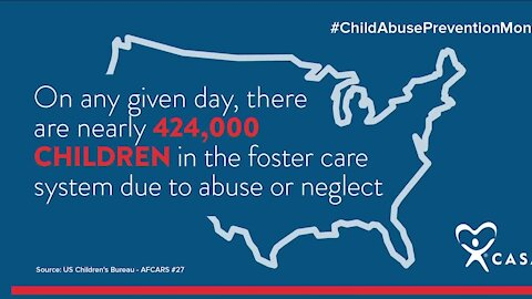 Standing Up For Abused Children // CASA