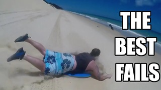 THE BEST FAILS - MAY 2017 FAIL COMP! - Video