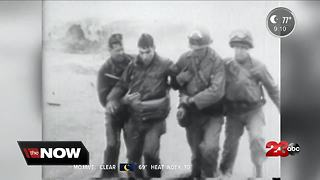 Kern County veteran survives D-Day - Video