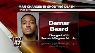 Suspect charged in Lansing shooting - Video