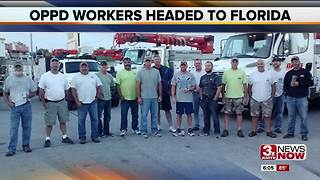 Hurricane Irma: Nebraska Guard, power and rescue crews prepare to assist in Florida - Video