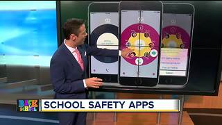 Apps focused on keeping your kids safe this school year - Video