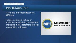 Milwaukee Public Schools could cut contract with Milwaukee Police Department