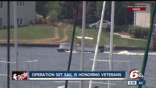 Operation set sail honors veterans - Video