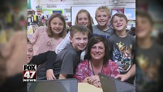 Midland teacher wins Excellence in Education award - Video