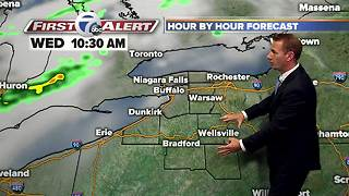 7 First Alert Forecast 10/04/17 - Video