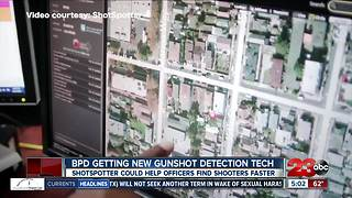 New technology to respond to gunshots faster - Video