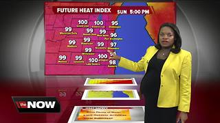 Geeking Out: The heat is on! - Video