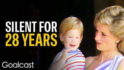 Prince Harry Opens Up About Princess Diana's Death Life Stories By Goalcast