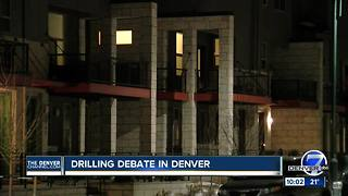 Drilling debate in Denver - Video
