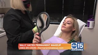 Sally Hayes: How to get perfect brows 24/7